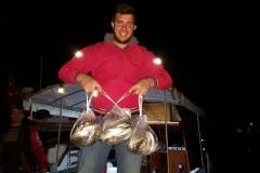 Antalya Gece Kolyoz Avı