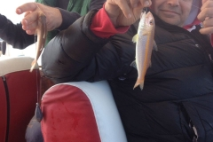 Antalya Balık Avı Turu - Poyraz Paşa Teknesi