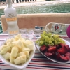 Poyraz Paşa Yatçılık Meyve İkramı