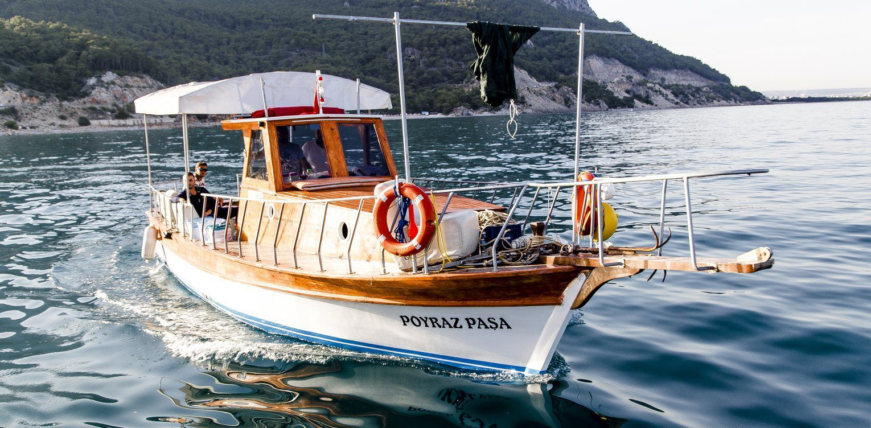 Antalya Balı Avı - Poyraz Paşa Teknesi