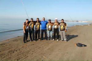 1.Doğu Akdeniz Surfcasting Turnuvası - Adana/Yumurtalık