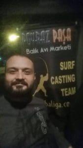 2.Doğu Akdeniz Surfcasting Turnuvası