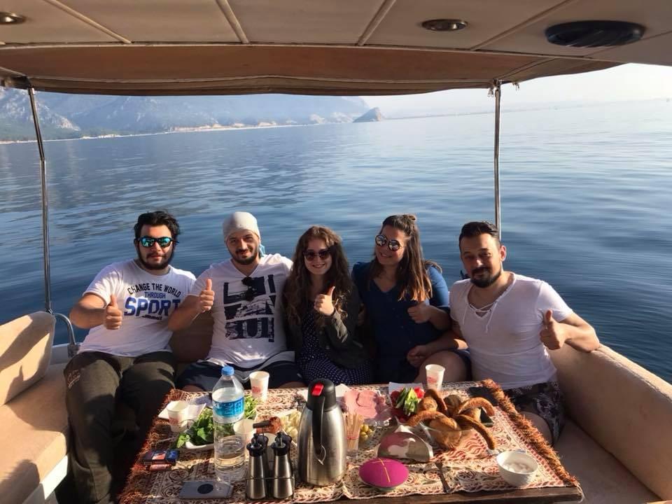 Antalya Günlük Tekne Gezi ve Keyif Turları