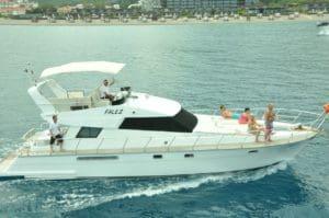 Falez Motoryat Antalya - Motoryat Kiralama, Tekne Kiralama