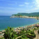 Kemer Ayışığı Plajı- Antalya
