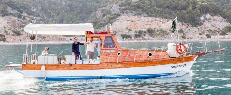 Poyraz Paşa - Günübirlik Gezi ve Balık Avı Turu
