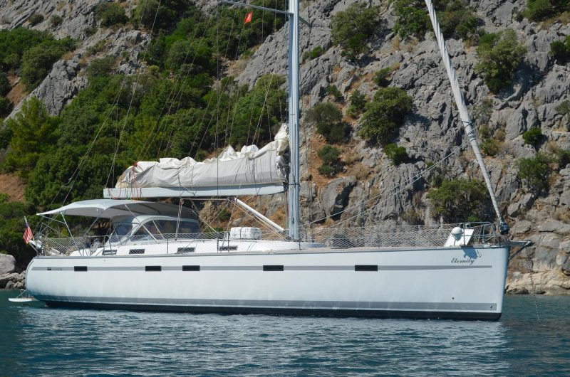 Poyraz Paşa Yatçılık - Eternity Sailing